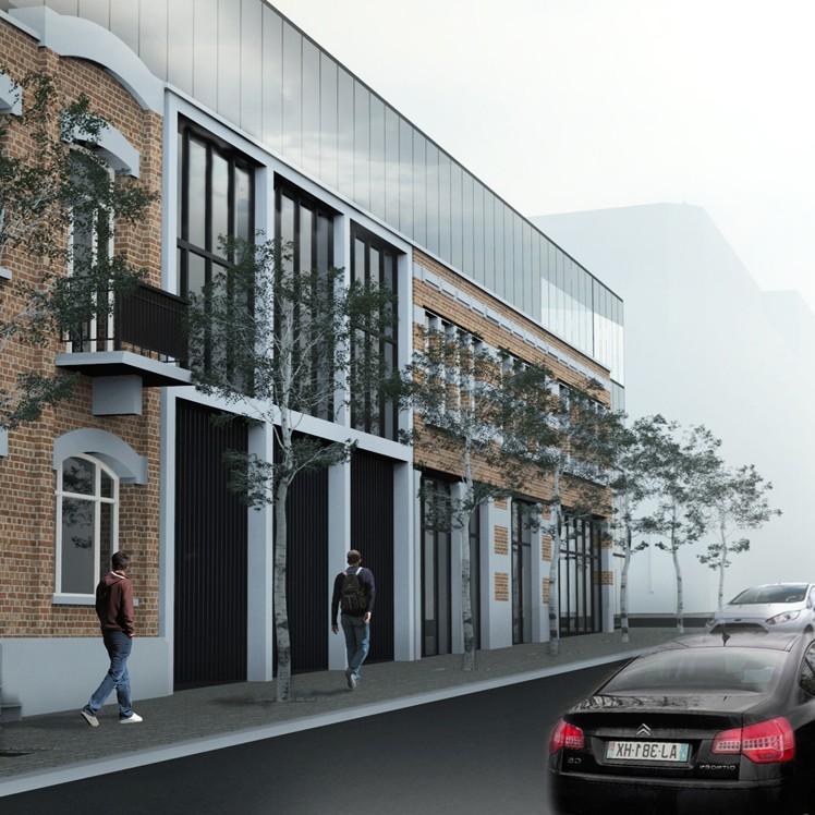 Centre palais outre pont eric willemart studio - Vente meubles bruxelles ...