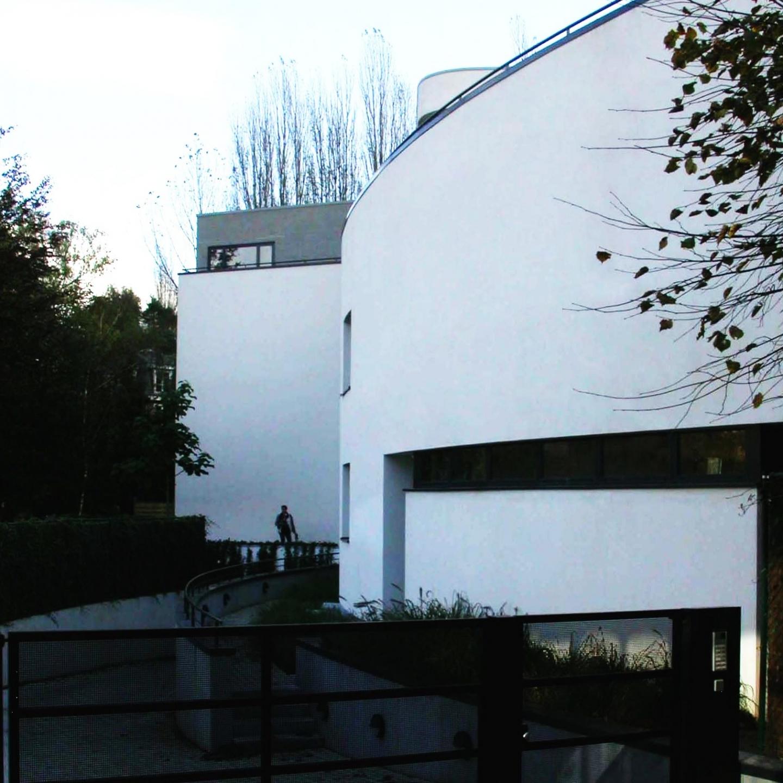 Immeuble à appartements à Uccle
